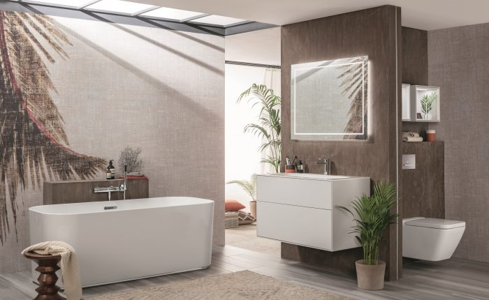 Modern and contemporary bathrooms in cambridge by design for Bathroom design cambridge