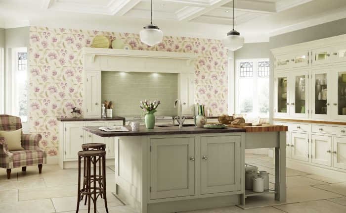 Contemporary and modern kitchens cambridge by design for Period kitchen design