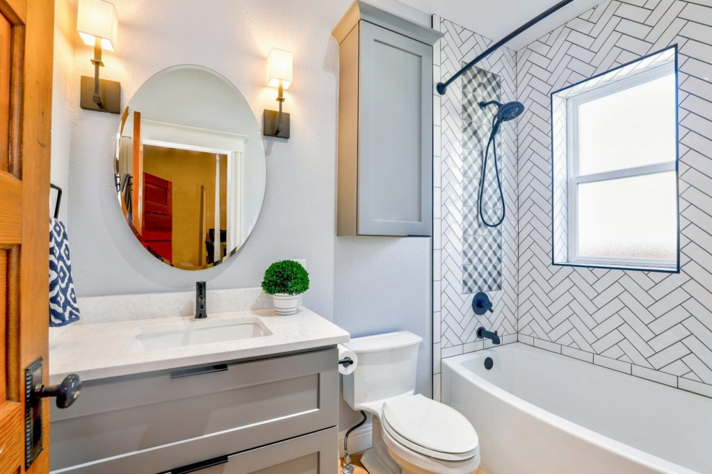 Bathroom Trends for 2020 - By Design